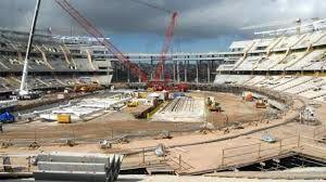 Le stade Arena da Amazonia