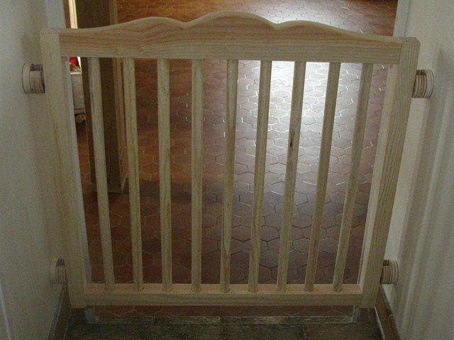 Fabriquer une barri u00e8re de sécurité enfant Bon sang de bois