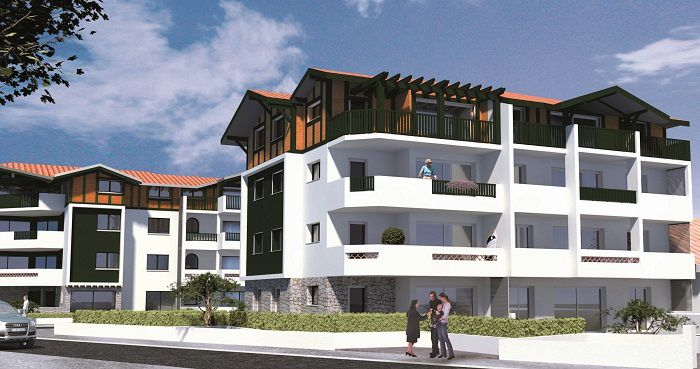 Projet immobilier avec appartement neuf capbreton for Projet achat immobilier