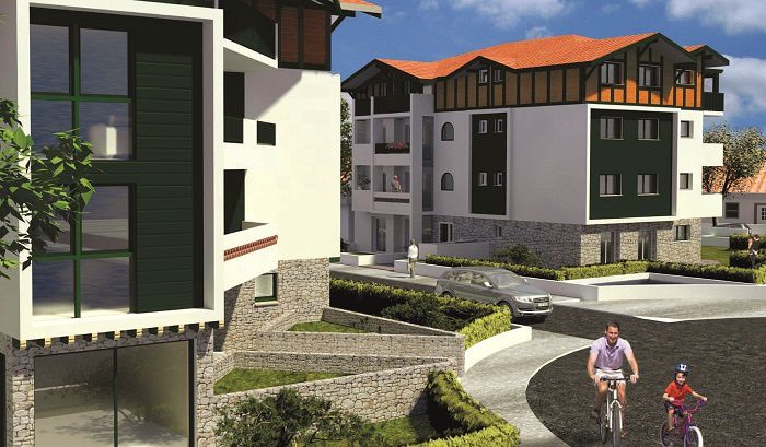 Projet immobilier avec appartement neuf capbreton for Projet appartement neuf