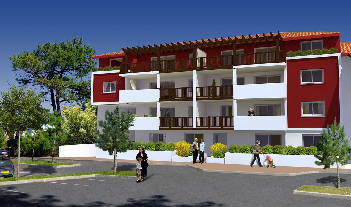 Promoteur immobilier landes constructeur appartement for Immobilier appartement