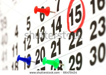 ... thinking of every possible circumstance – how will the date unfold