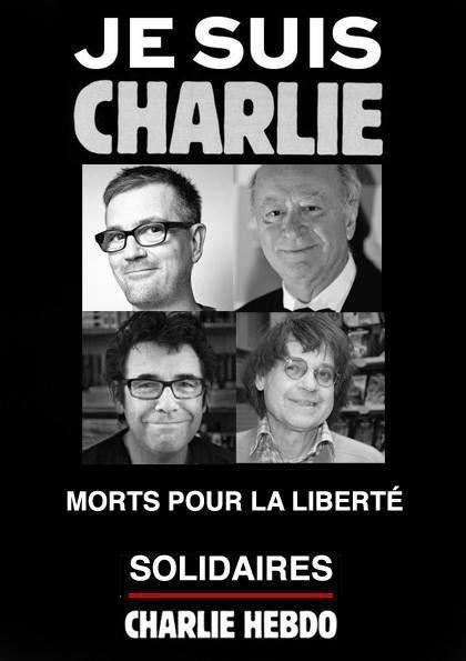Attentat au siège de Charlie Hebdo de très nombreux morts