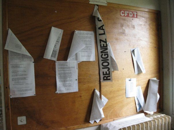 CGT,CFDT... les revendications du Centre