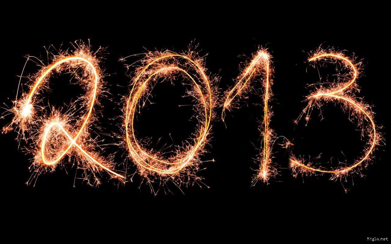 Bonne Année 2013  !!