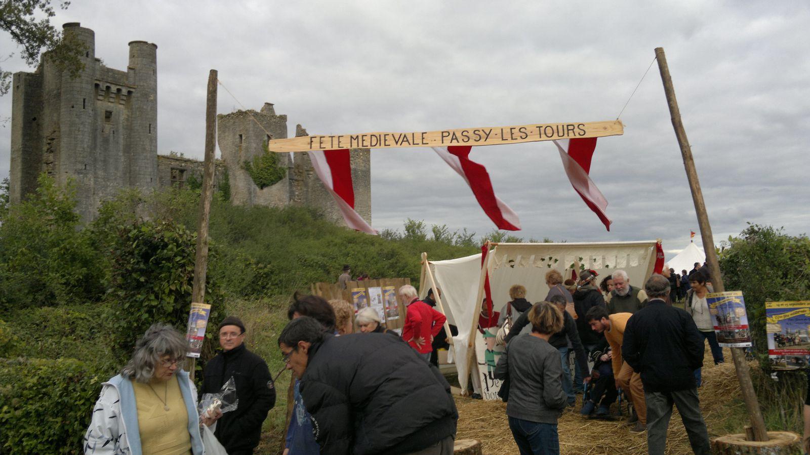 Les photos de la fête médiévale 2013