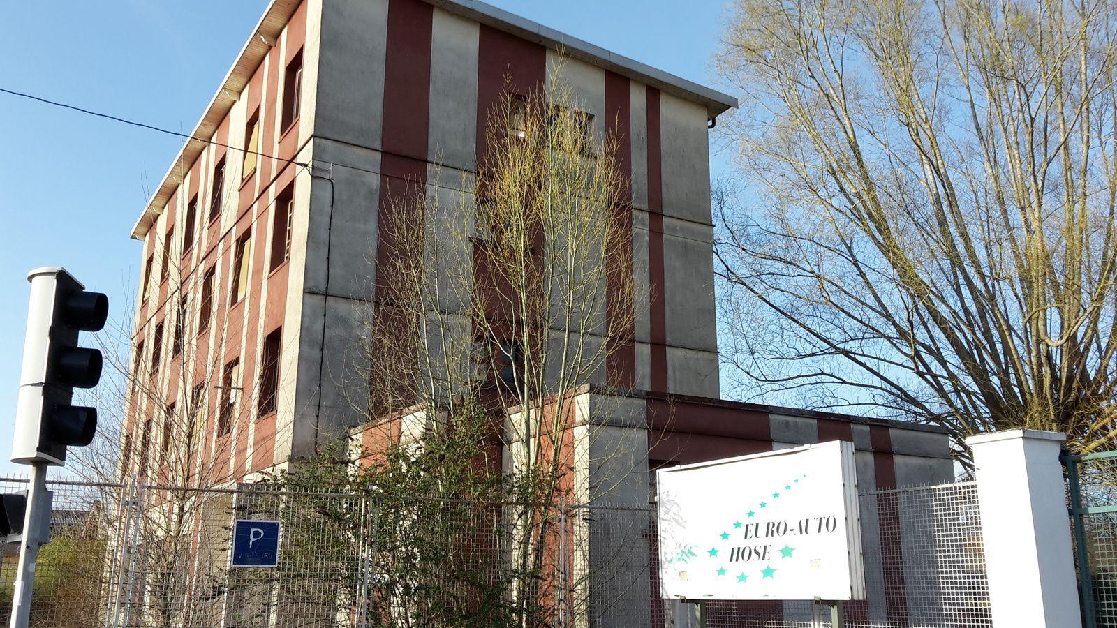 Ancien site industriel Euro Auto Hose A Nevers : bientôt un nouveau campus ?