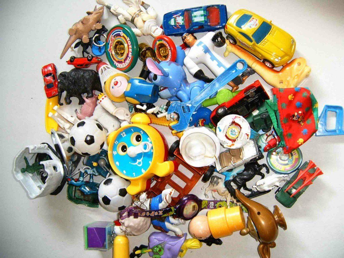 Trop de jouets tuent le jouet