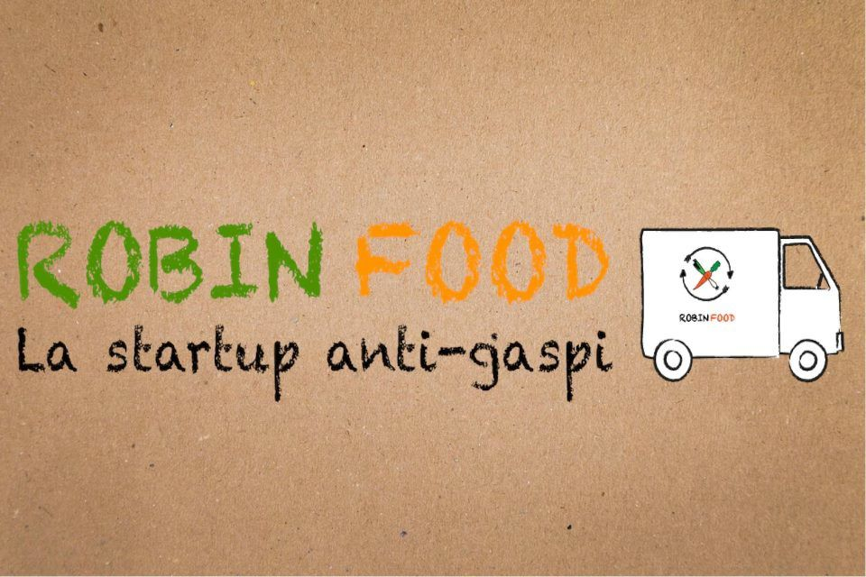 Robin Food : une start up anti-gaspi !