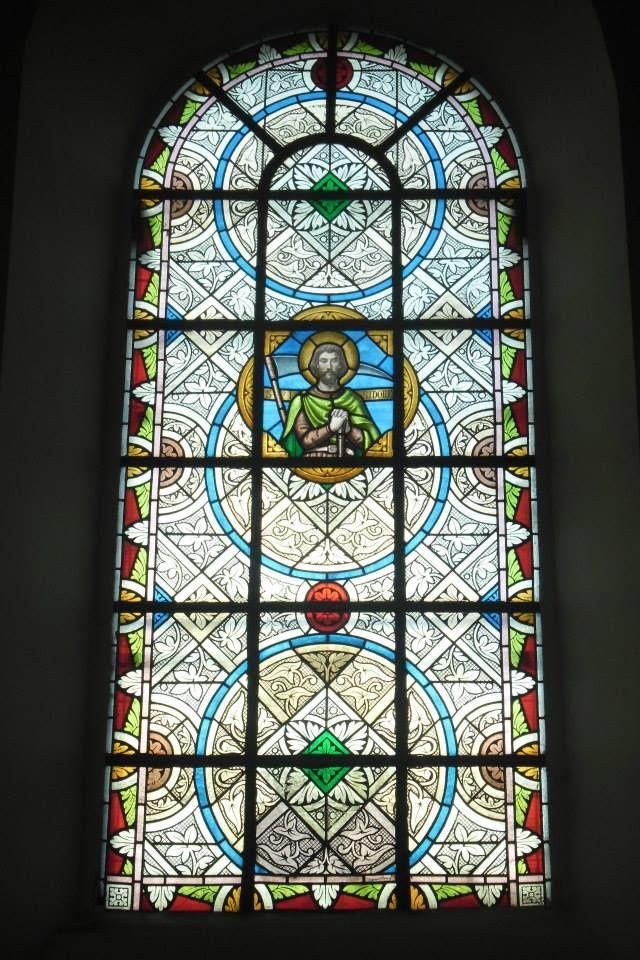 Historique: Eglise de Tronquoy