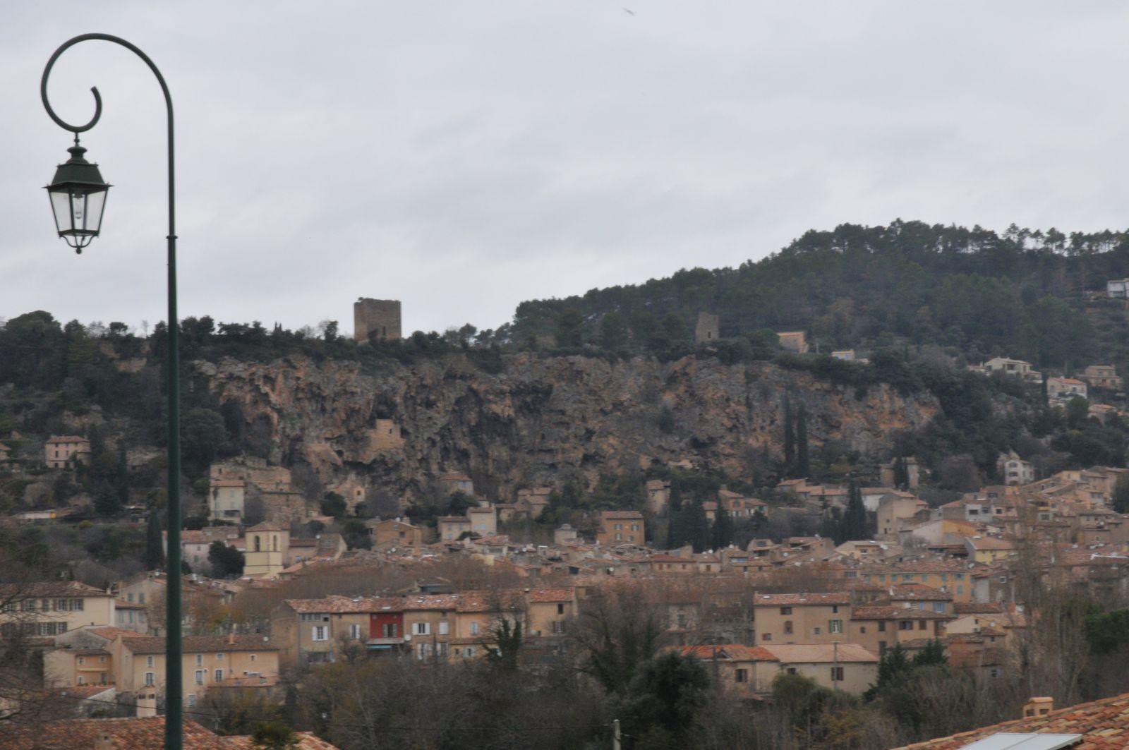 Jeudi 13 décembre : Salernes - Le Val