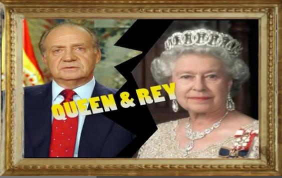 Queen and Rey