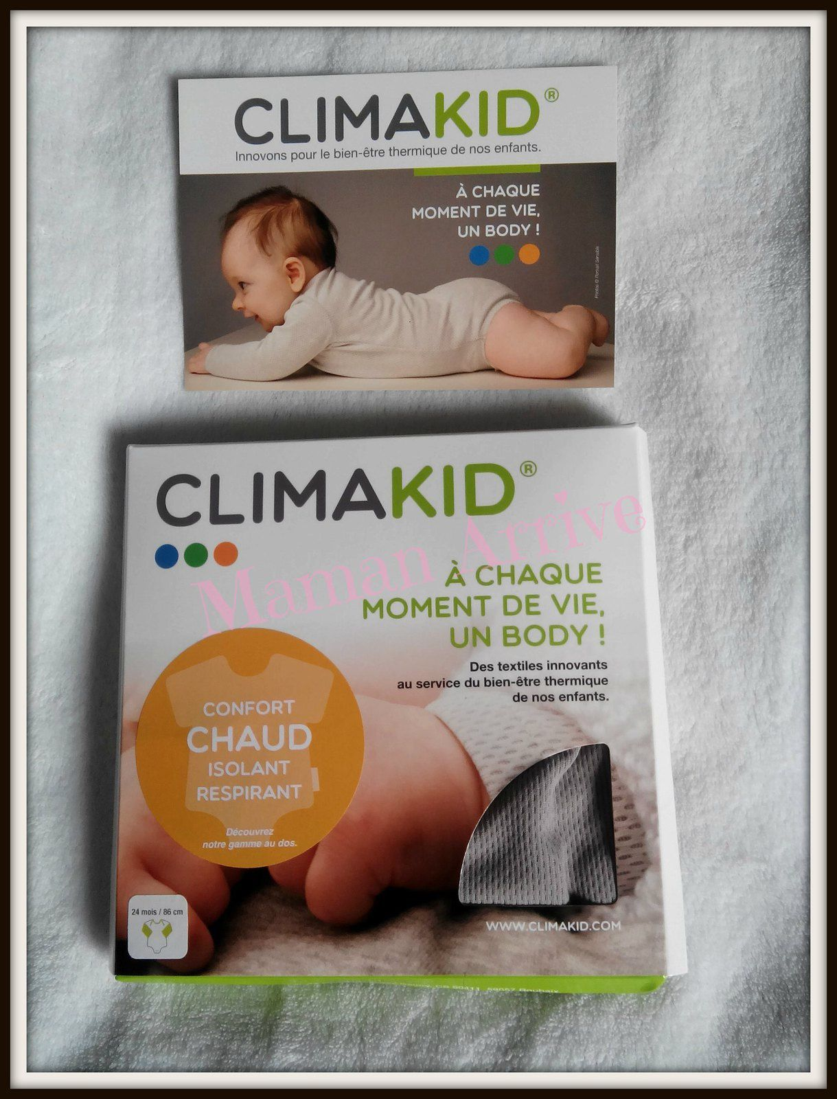 Bodie #Climakid