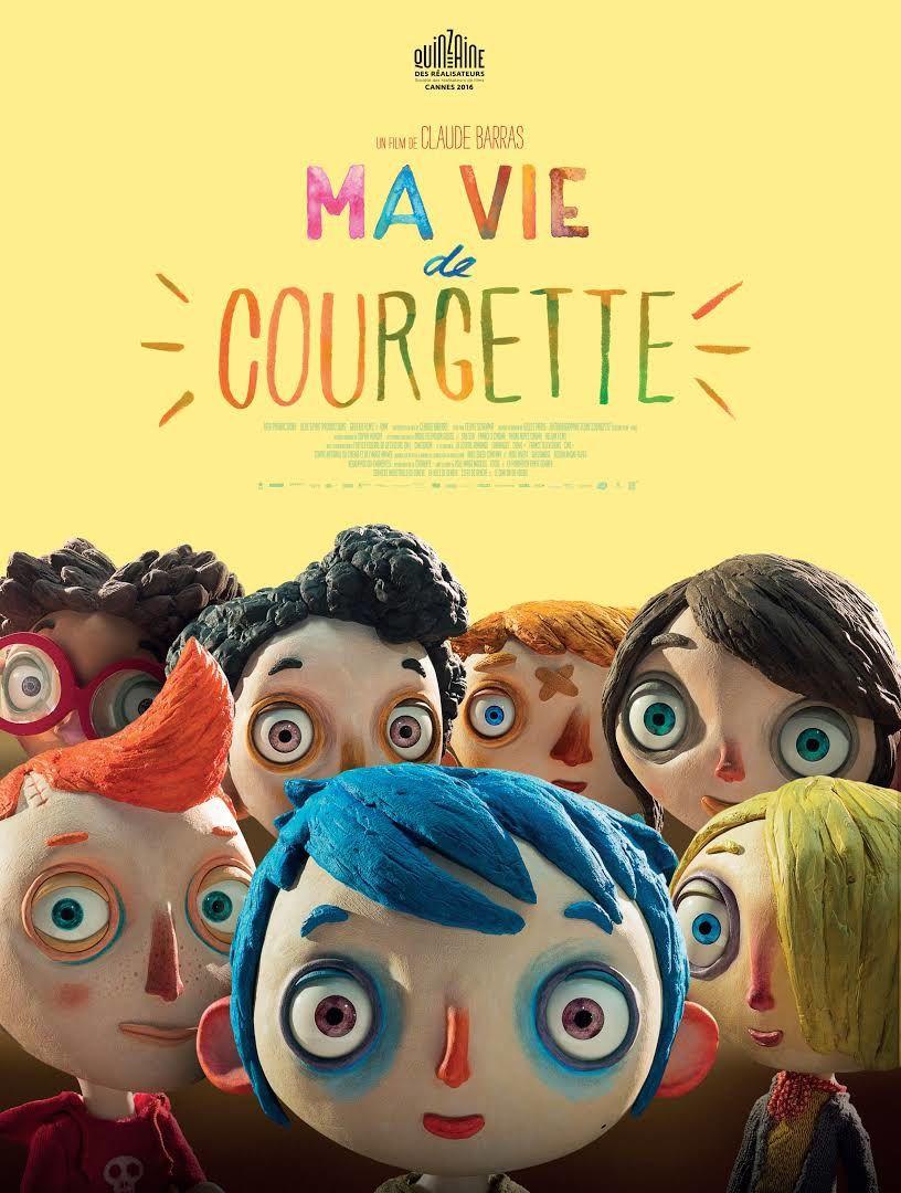 Mercredi séance ciné : Ma vie de Courgette