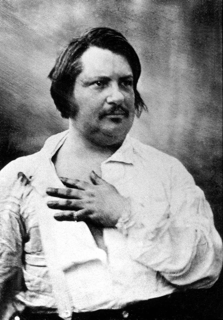 Balzac et son si romantique Lys dans la vallée