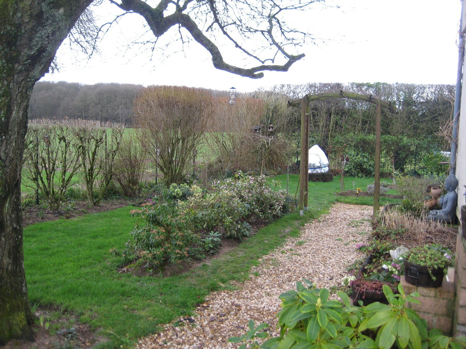 Le jardin sous tous les angles !