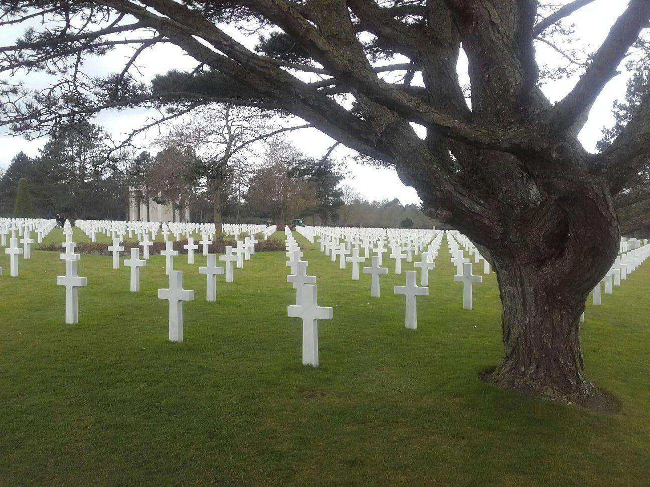 Débarquement en Normandie !