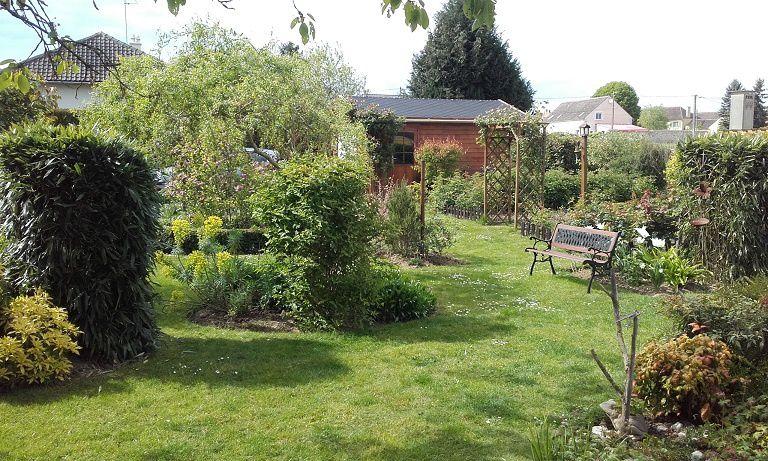 Un peu de pluie et le jardin revit !