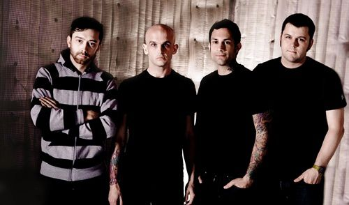 Rise Against: Blood to Bleed