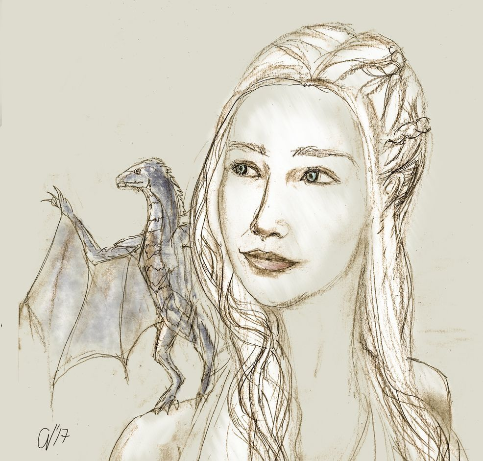 Croquis: Game of Thrones