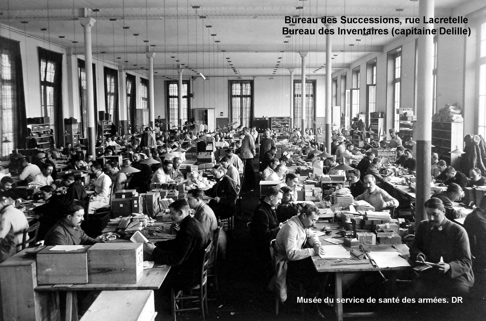 Recherche archives documentation - Bureau central des archives militaires ...