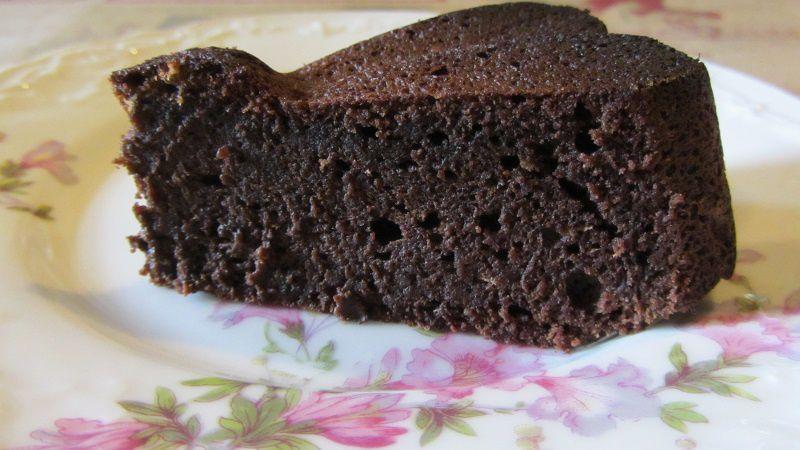 LE gâteau au chocolat de Masoeur.