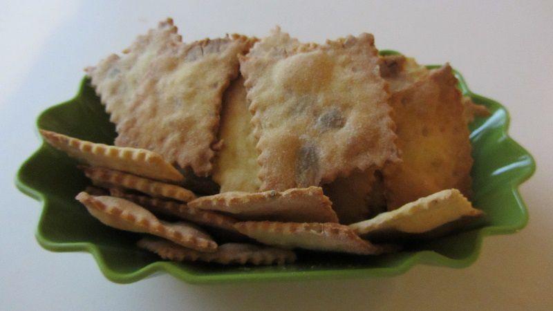 Crackers qui croustiiiiiiillent