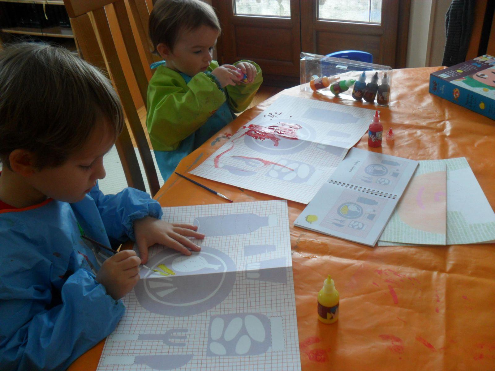 Peinture Djeco
