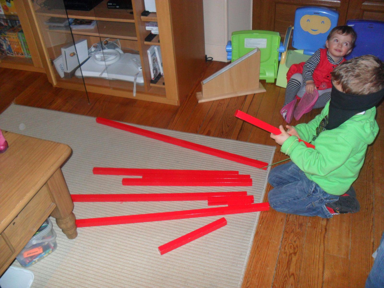 Timéo et les barres rouges, suite