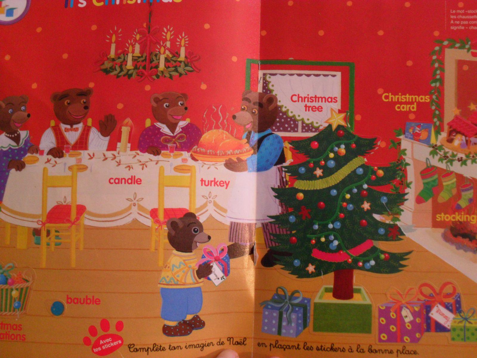 Comment préparons-nous Noël?