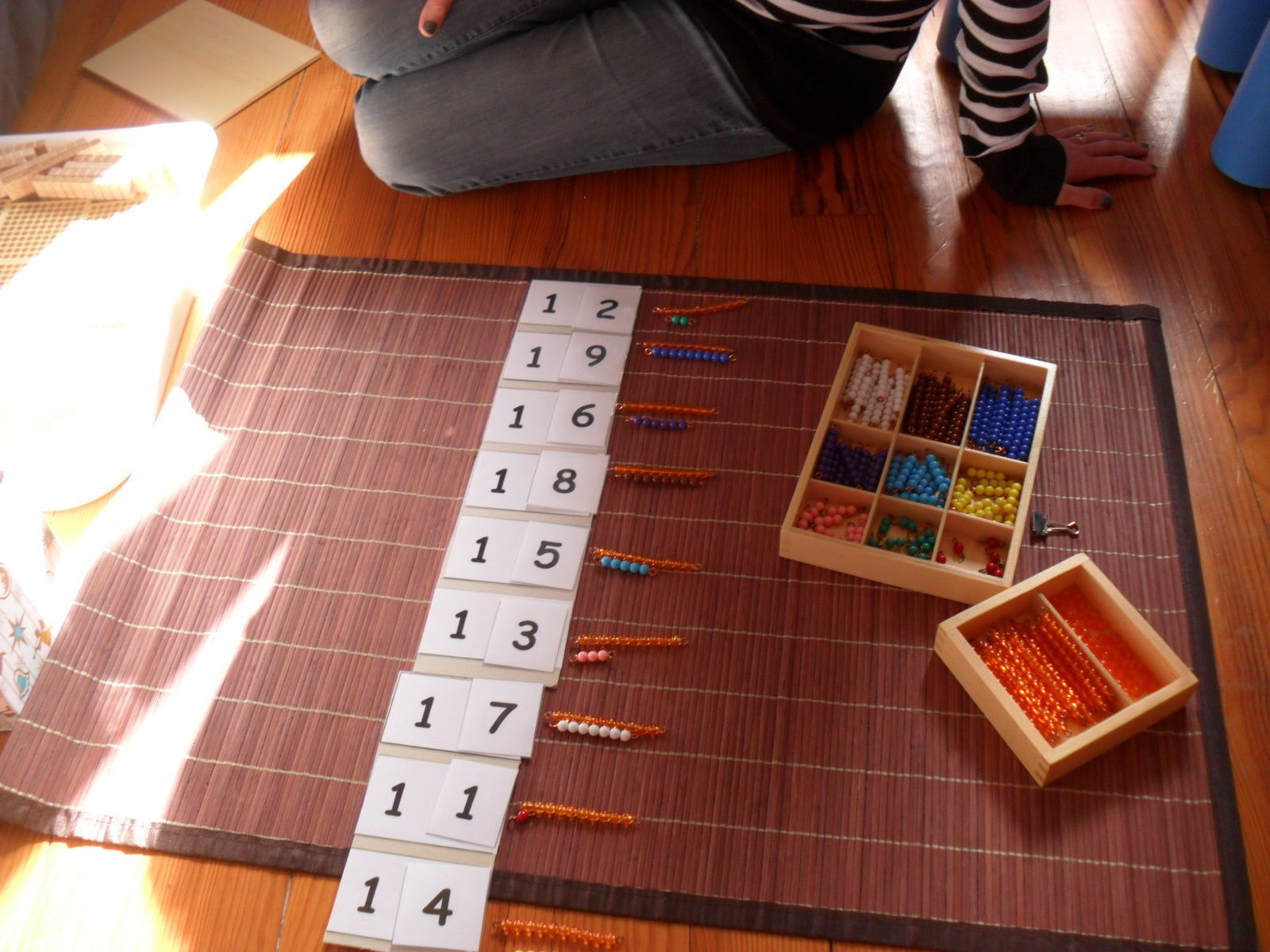 La table de Seguin n°1