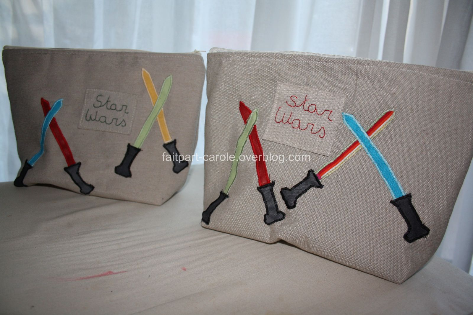 pochette star wars