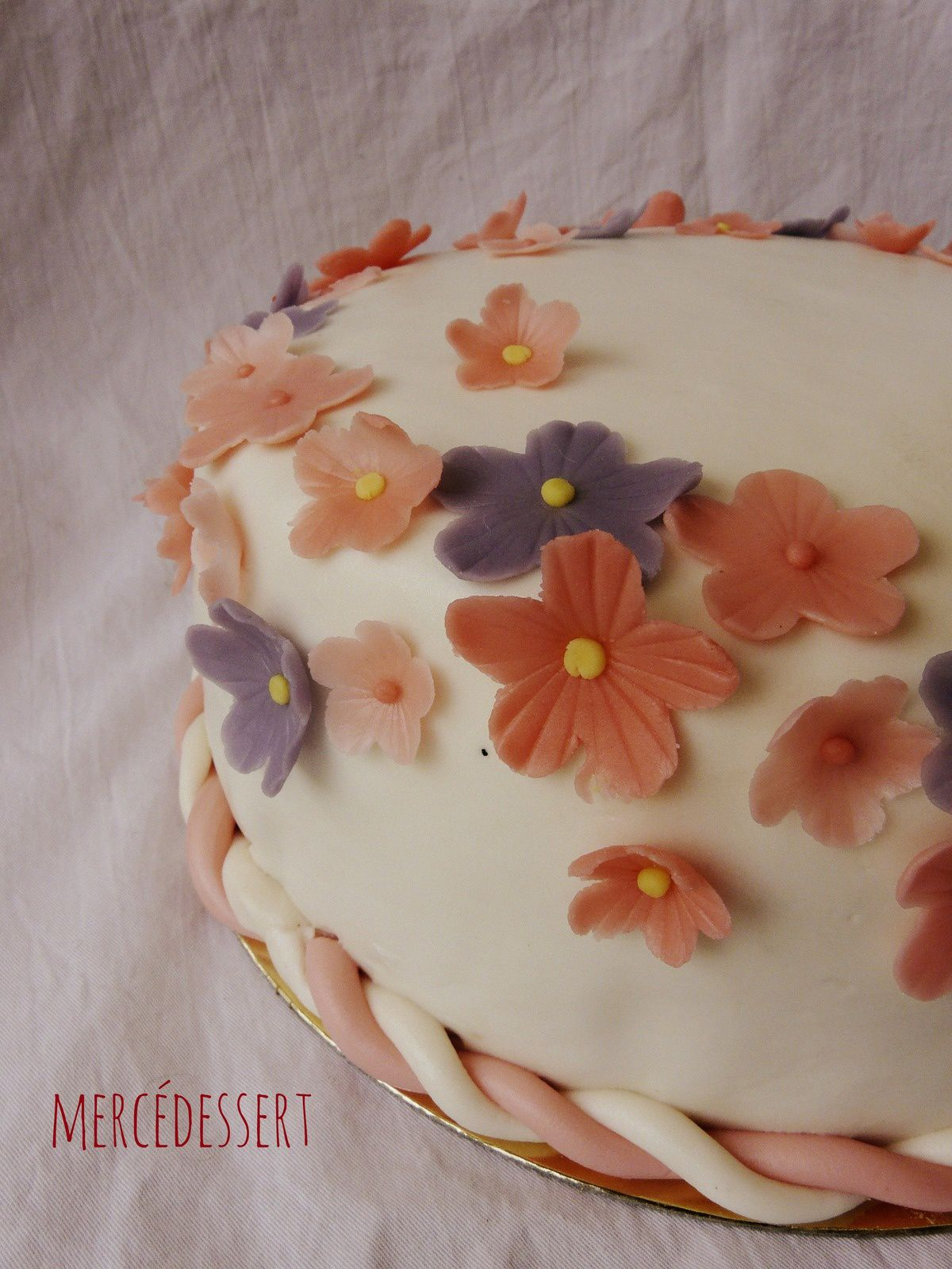 Gâteau choco-poire