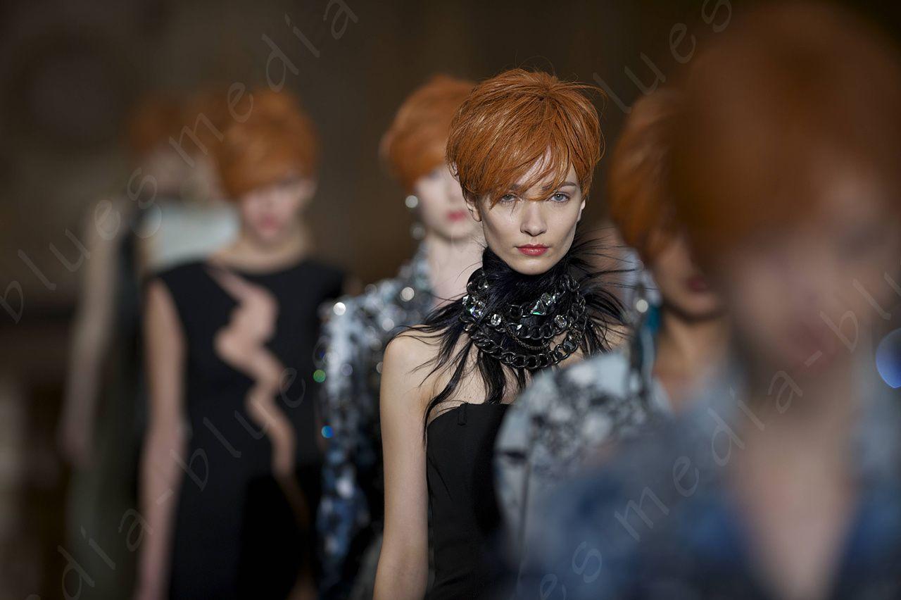 Fashion week,  Béatrice Demulder Ferrant