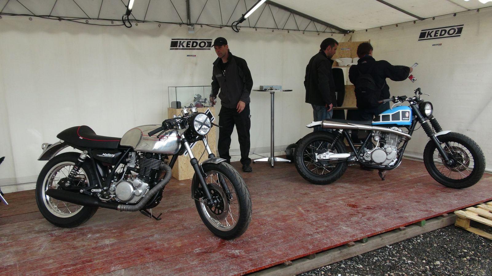 Café Racer Festival, Monthléry, 22 juin 2013