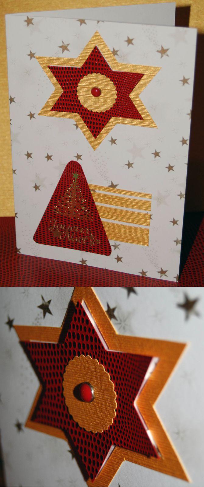 Mes cartes de fin d'année