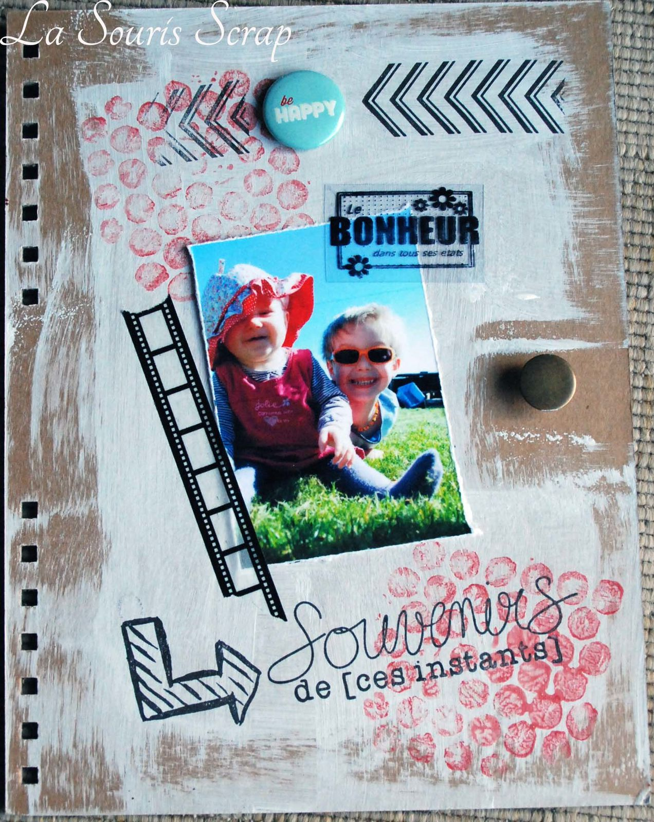 Art journal 1 (Atelier de Bri - crop Padicréa)