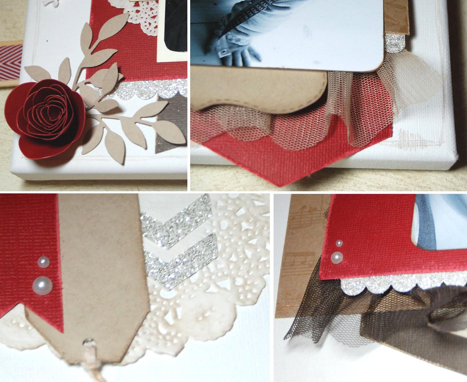 Triptyque Stampin'Up