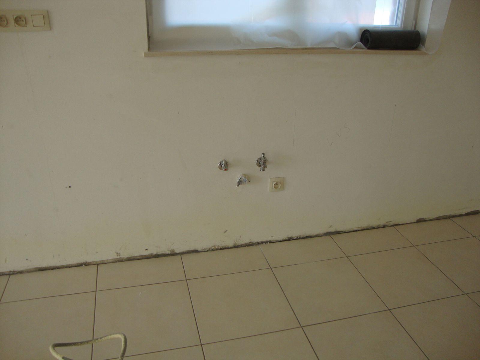 Sanitaristes suite et fin vendredi roselineetfabrice - Lave vaisselle sans arrivee d eau ...