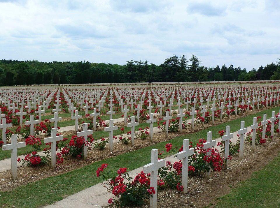 Ossuaire de Douaumont - bataille de Verdun