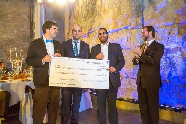 Les Rabbins européens récompensent l'innovation technologique numérique