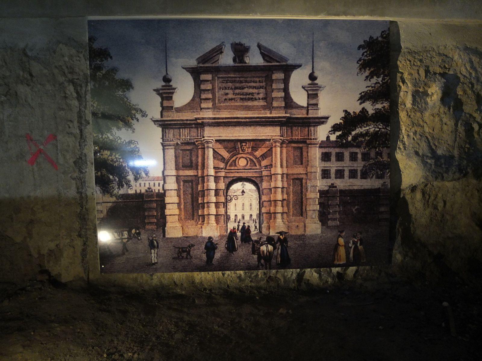 LA CRYPTE ARCHÉOLOGIQUE DE NICE