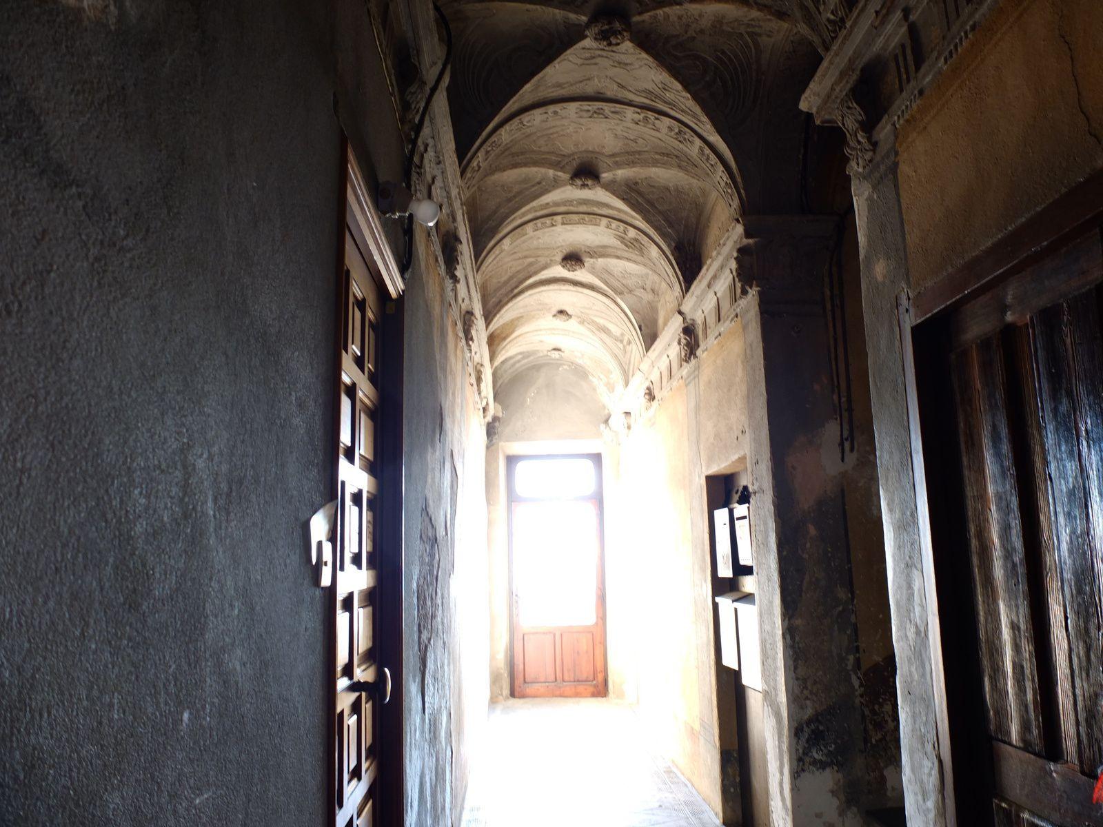 L'entrée du Petit Château