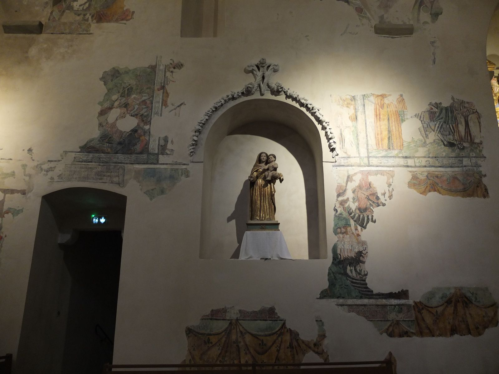 Les fresques