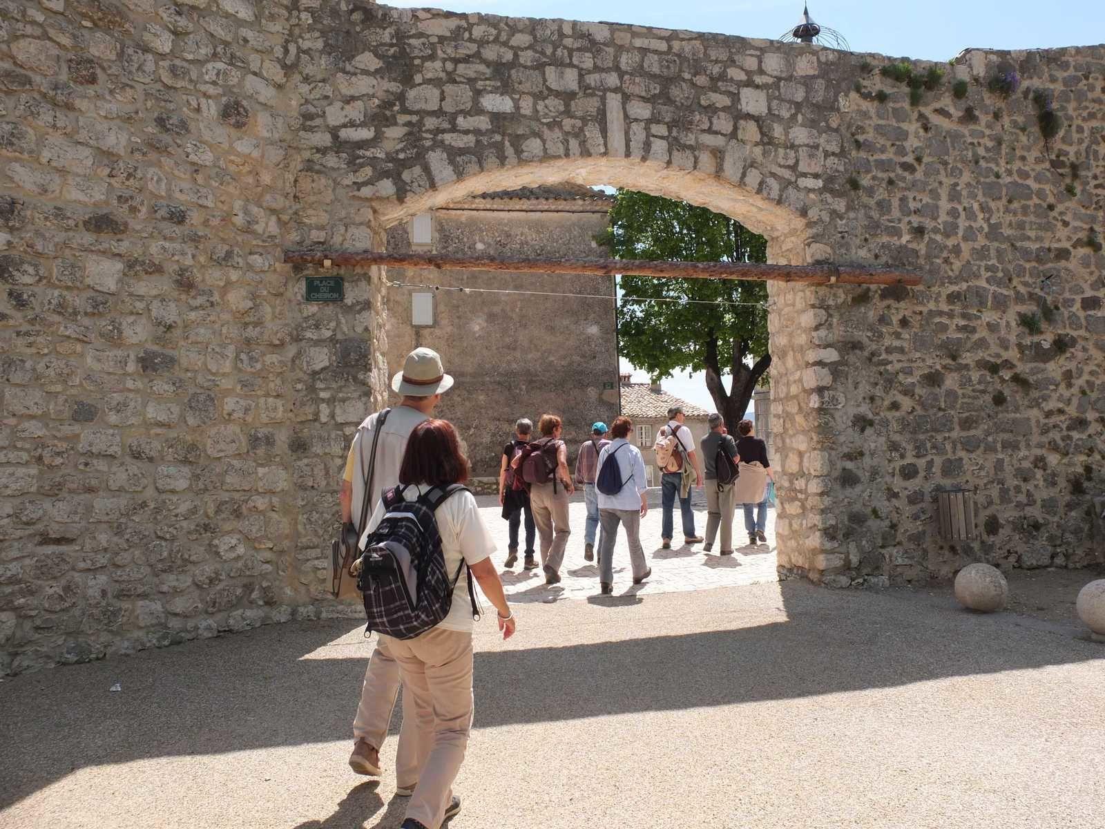 Porte supérieure