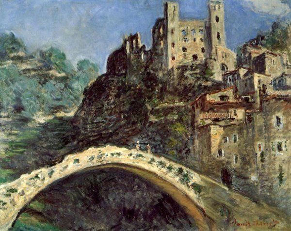 ... par Claude Monet en 1884