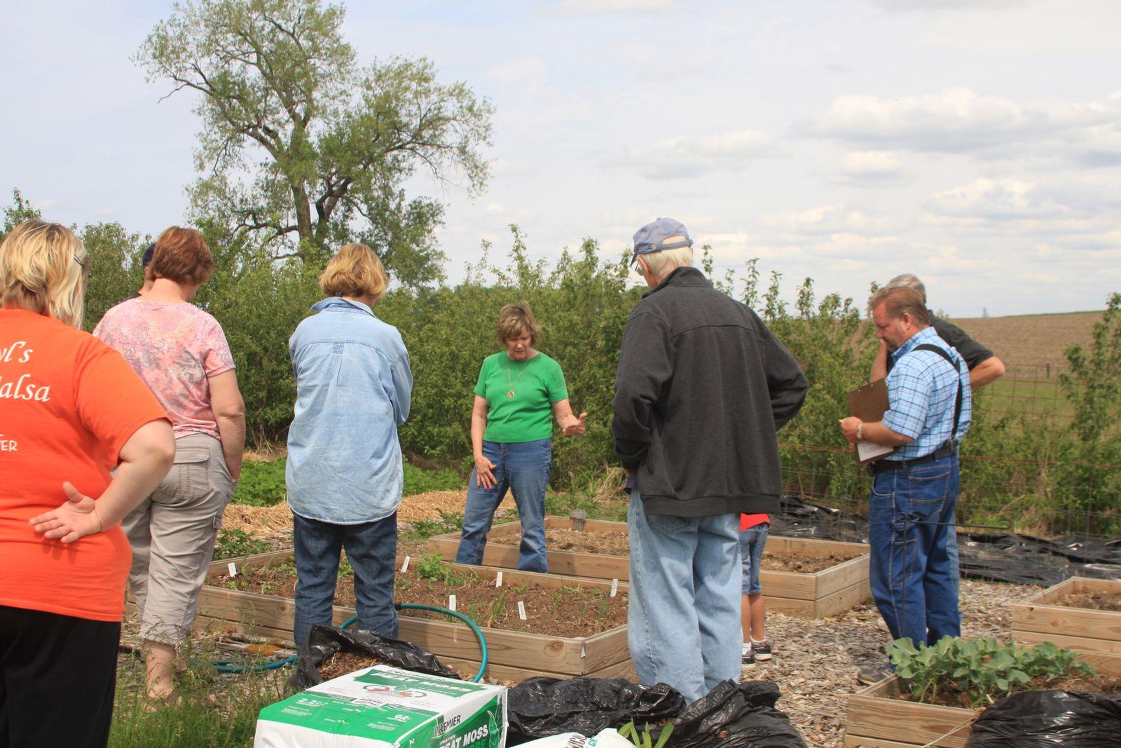 Prairie Retreat Farm Tour