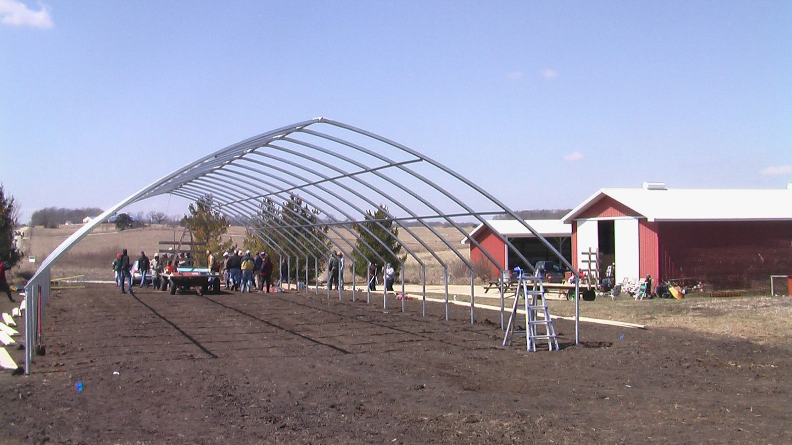 CSA (Community Supported Agriculture) Fair - Feb. 10