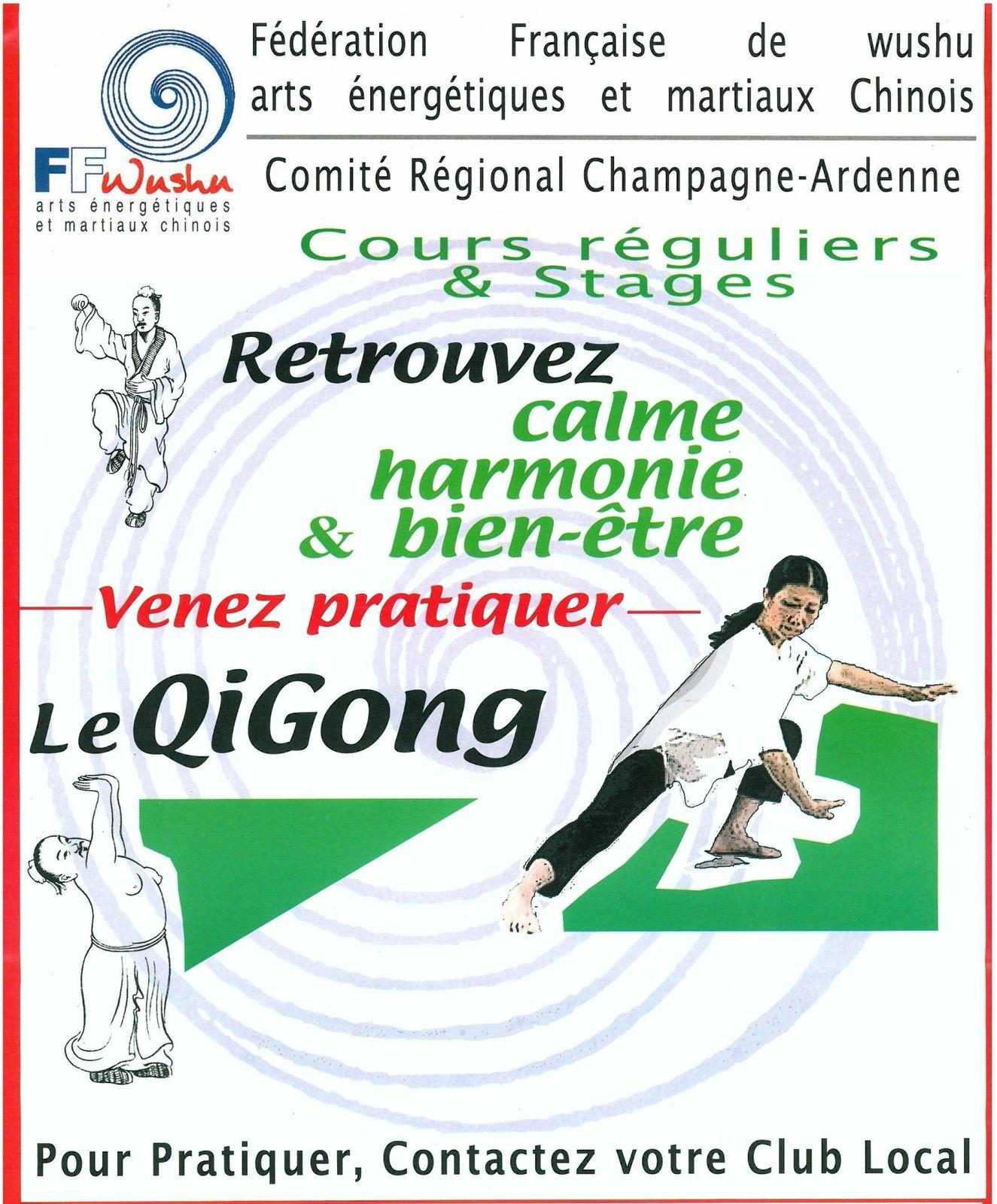Pratiquer le qigong avec l asceb 52 for Les arts martiaux chinois