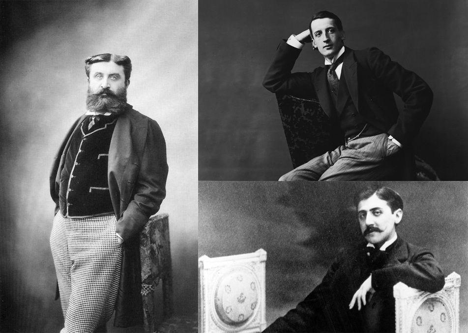 Son mari, le comte Henri Greffhule, son amour platonique, Roffredo Caetani et Marcel Proust